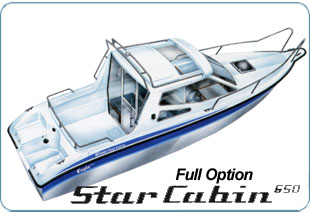 Eagle Star Cabin - Full Option